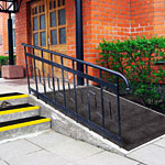 Anti-Slip FRP Walkway and Ramp Panels