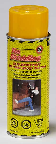 Anti slip textured epoxy spray anti slip coatings for No skid paint