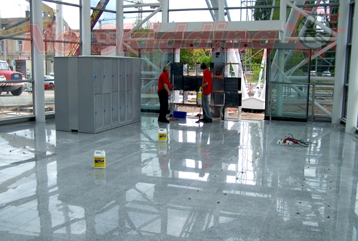 Industrial Anti Slip Floor Treatment