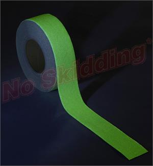"1"" X 60 ft. NS4200PH Glow in the Dark Anti-Slip Grit Tape"
