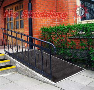Anti-Slip FRP Panels Black