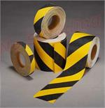 "4"" X 60 ft. NS5100YB Series Anti Slip High Traction Grit Tape - Yellow/Black - $56 each roll"