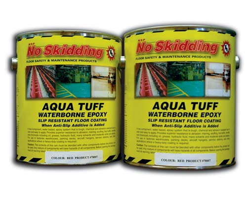 Non Skid Coatings –Two Part