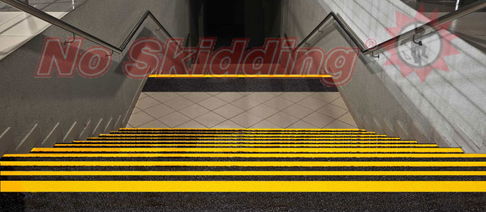 Buy Anti Slip FRP Flat Plates Yellow & Black Online