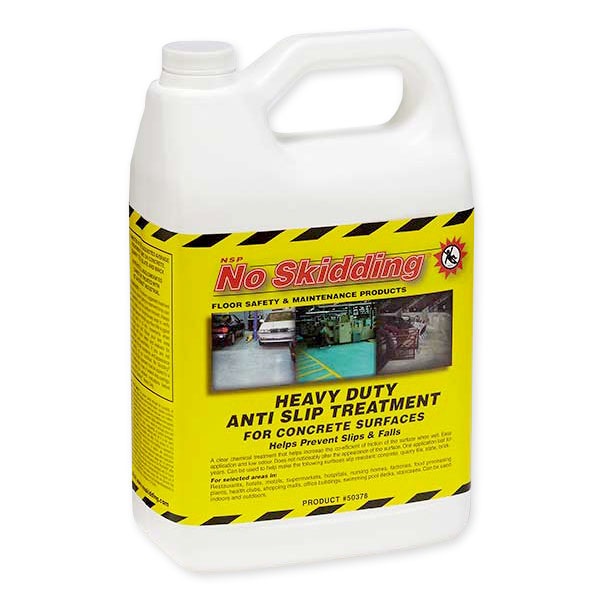 Anti Slip Treatment For Concrete Floors Clear Amp Water Based