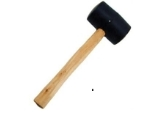 Rubber Mallet, 16 oz